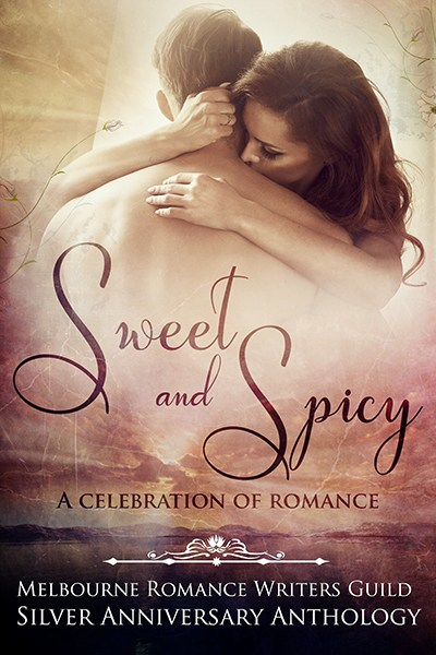 Sweet and Spicy anthology cover image