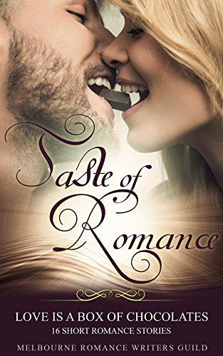 Taste of Romance anthology cover image