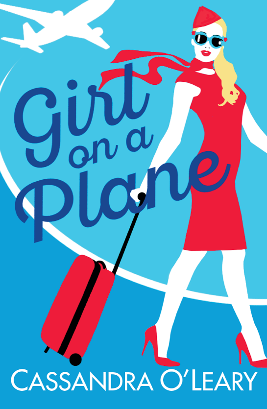 Girl on a Plane cover image