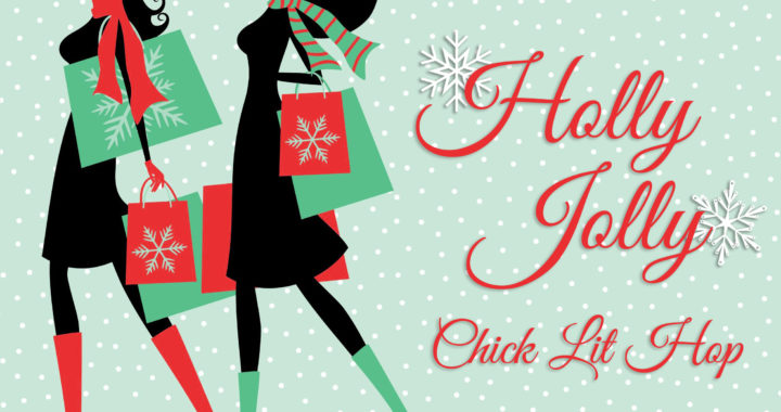 Holly Jolly Chick Lit Hop graphic