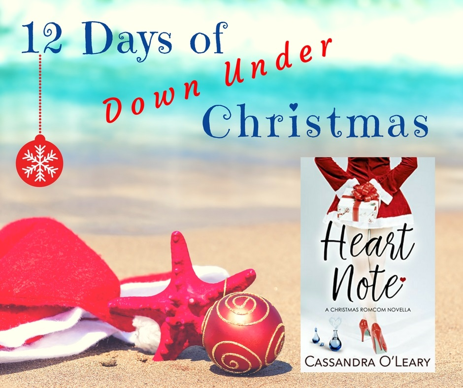 12 Days of Christmas Heart Note promo image