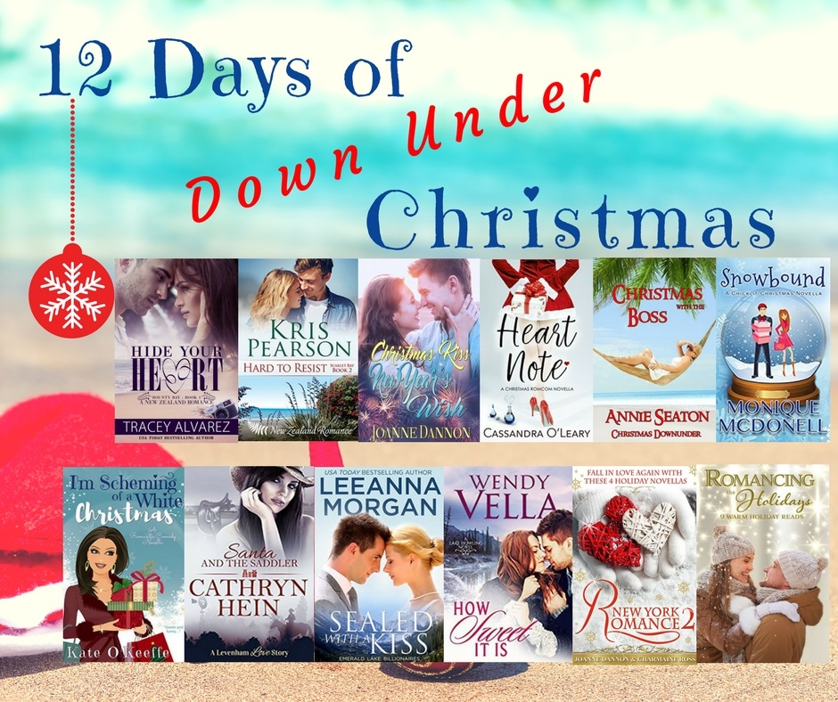 12 Days of Christmas promotional banner