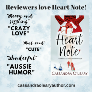 Reviewers love Heart Note!